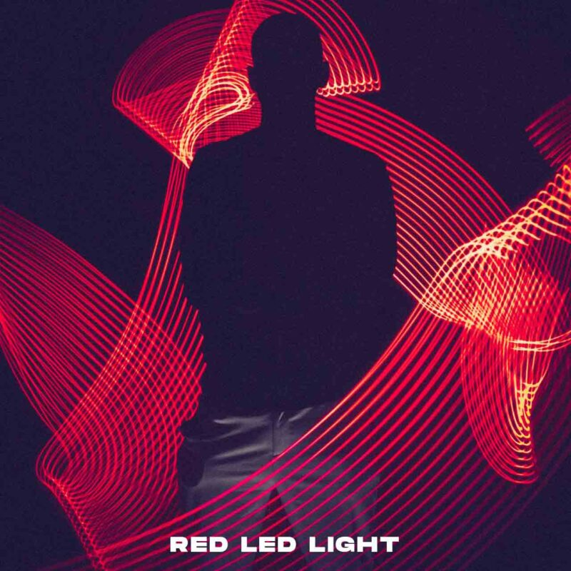 Red Led Light